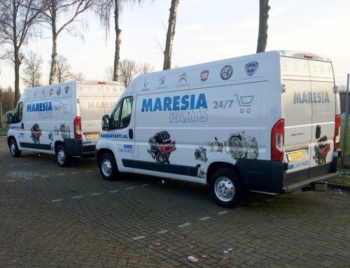 Maresia parts