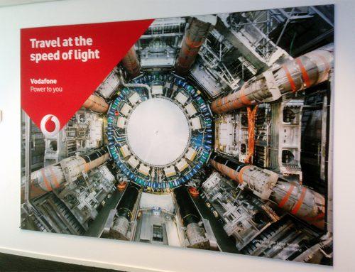Vodafone doeken